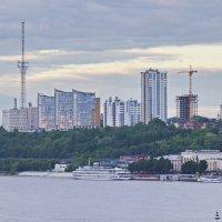 Пассажирские причалы в Перми :: val-isaew2010 Валерий Исаев