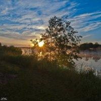 Первые лучики солнца. :: Виктор Евстратов