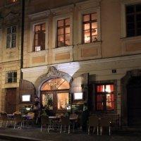 Вечером в Праге. :: Андрей Дурапов