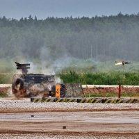 Где то там был танк .... :: Алексей Михалев