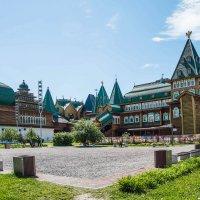 Коломенский дворец царя Алексея Михайловича . :: Маry ...
