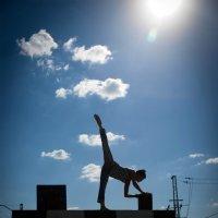 гимнастика на жд :: Артур Т.