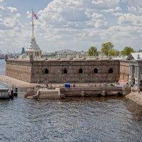 Санкт-Петербург, Нарышкин бастион Петроправловской крепости :: Александр Дроздов