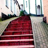 Двор-лестница :: U. South с Я.ру