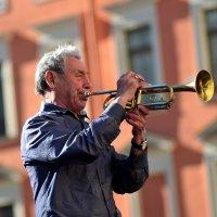 Уличный музыкант... #2 :: Андрей Вестмит