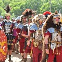 римский легион :: Августа