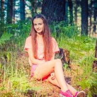 В лесу :: Irina Rykova