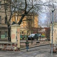 В Петербурге :: Константин Бобинский