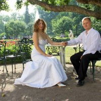 Ах эта свадьба... :: Ирина Фирсова