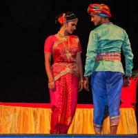 Индийский фестиваль. Сцена из спектакля 4 :: Александр Мельник