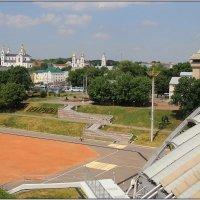 Вид  с Амфитеатра на город. :: Роланд Дубровский