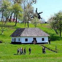 Музей під відкритим небом :: Степан Карачко
