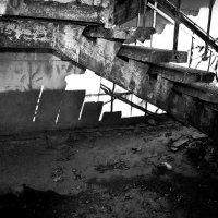 Тайная лестница :: Катерина Чебышева