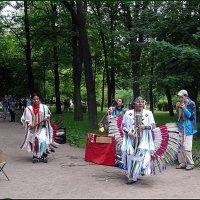 Музыкальная группа Rikchari  из Эквадора. :: Вера