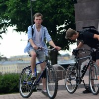 Молодое поколение - за здоровый образ жизни! ) :: Андрей Вестмит