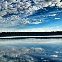 облака :: Ольга Ткаченко