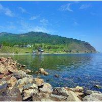 Байкал, Старая Ангасолка :: Алексей Белик