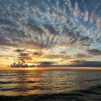 Про балтийские закаты :: Павел Дунюшкин