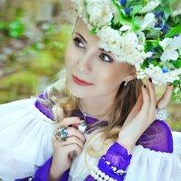 Цветущая леди :: Анастасия Ефремова