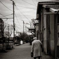Старость,не в радость.. :: Вадим