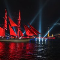 Алые паруса-2015 :: Тамара Рубанова