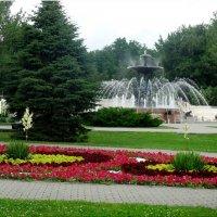 Прогулка в выходной(фонтан на Театральной площади)... :: Тамара (st.tamara)