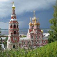 Рождественская церковь, Нижний Новгород :: Эля Юрасова
