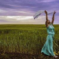 Навстречу ветру :: Ирина Малинина