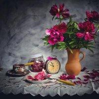 Вкусное лето с вишней... :: Svetlana Sneg