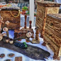 Экспонаты фестиваля :: Светлана Игнатьева