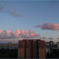 Розовые облака :: Вера