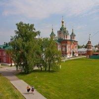 Успенский Брусенский монастырь :: Константин