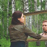 Отражение души... :: Юлия Воронова