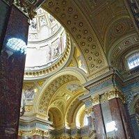Базилика святого Стефана в Будапеште :: Дмитрий Лебедихин
