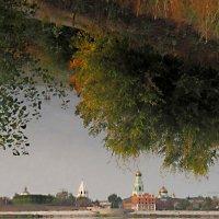 В подводном царстве отражений... :: nika555nika Ирина