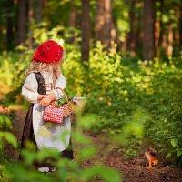 Красная Шапочка :: Элина Курмышева