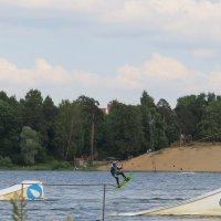Прыжок :: Вера Щукина