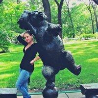 Маша и Медведь :: Татьяна Овчинникова