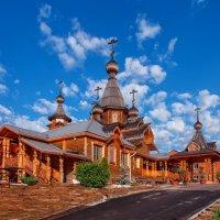 Храм Святого Мученика Иоанна Воина (июнь 2015) :: Юрий Лобачев