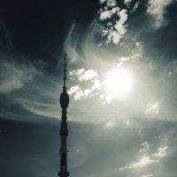 Останкинская башня :: Александра Гальцева