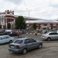 Вид на Центральный рынок :: Владимир Кроливец