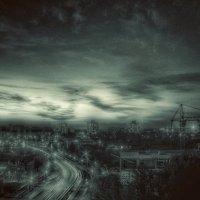Ночной проспект :: Дмитрий Багаев