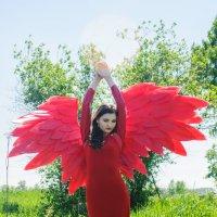 Птица :: Лидия Орембо