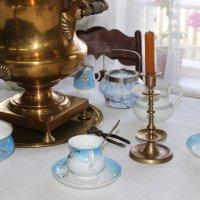 К чаю :: Тыртышных Светлана