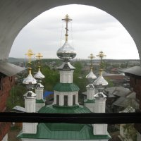Кунгурские храмы :: Тыртышных Светлана