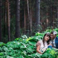 Свадьба на природе :: Сергей Черных