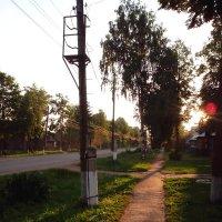 Улица в п.Кикнур :: Павел Михалев
