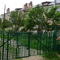 Старый дворик... :: Юлия Бабитко