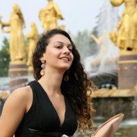 черное розовое золотое и симпачичное :: Олег Лукьянов