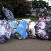 Веселые зонтики :: Вера